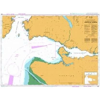 CANADA-BRITISH COLUMBIA/Strait of Georgia-Appr to Vancouver Harb