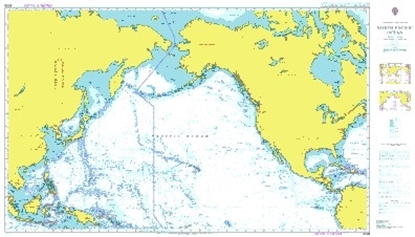 Picture of A Planning Chart for the North Pacific Ocean