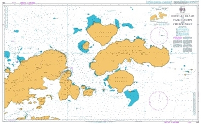 ANTARCTICA / Graham Land - Joinville Island to Cape Ducorps