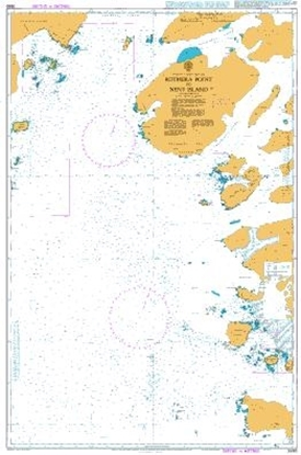 ANTARTICA - GRAHAM LAND / Adelaide Island to Neny Fjord