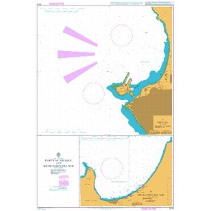 CHILE - WEST COAST / Ports of Iquique and Mejillones del Sur
