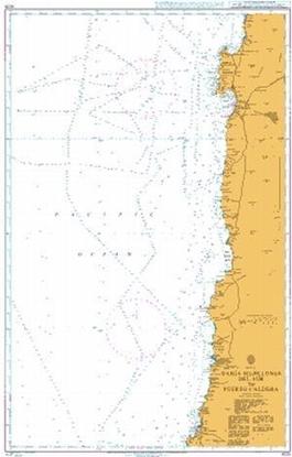Picture of Bahia Mejillones del sur to Puerto-Caldera