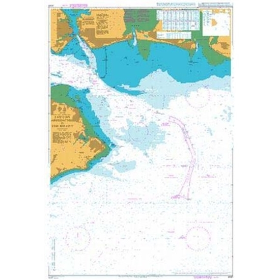 Picture of ENGLAND - SOUTH COAST / Eastern Approaches to the Solent