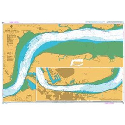 ENGLAND - EAST COAST / River Thames - Canvey Island to Tilbury