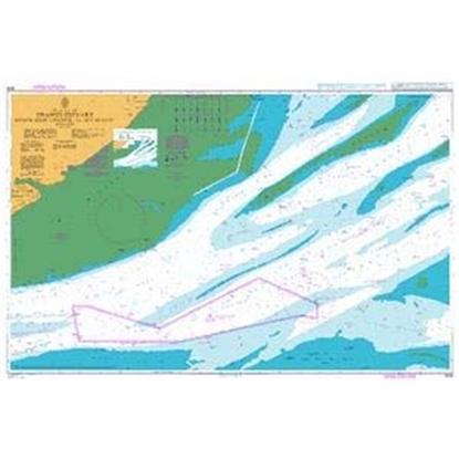 ENGLAND - E COAST/Thames Estuary-Knock John Channel to Sea Reach
