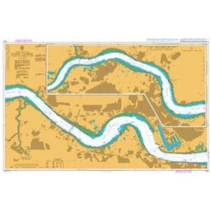 ENGLAND - EAST COAST / River Thames - Tilbury to Margaret Ness