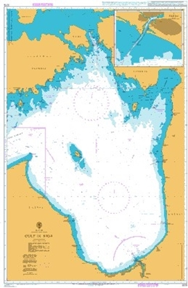 BALTIC SEA, ESTONIA AND LATVIA, GULF OF RIGA