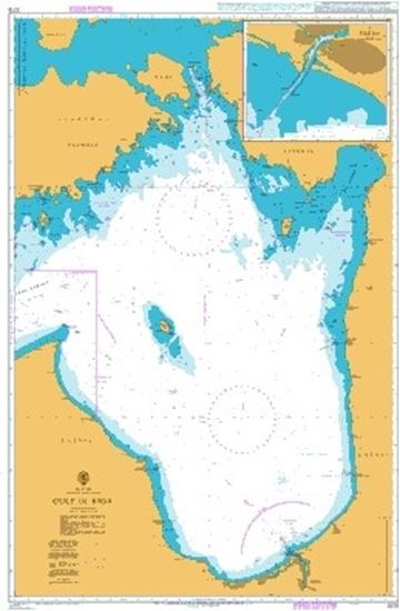 Picture of  BALTIC SEA, ESTONIA AND LATVIA, GULF OF RIGA