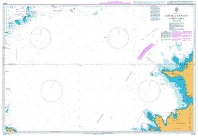 Picture of  BALTIC SEA,GOTSKA SANDON TO HIIUMAA