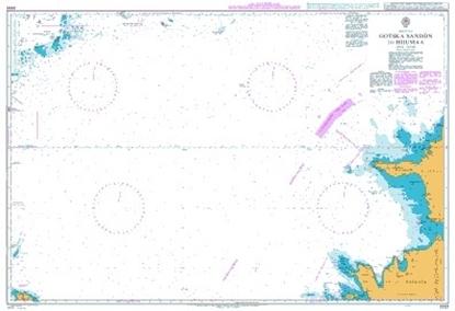 BALTIC SEA,GOTSKA SANDON TO HIIUMAA