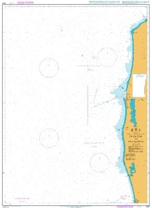 INTERNATIONAL CHART SERIES, BALTIC SEA -LITHUANIA AND LATVIA, S
