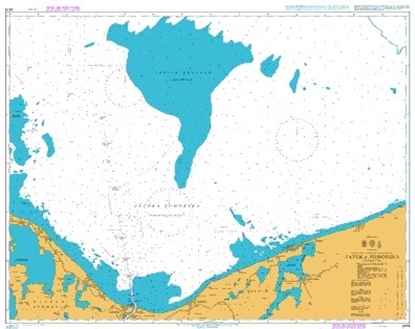 INTERNATIONAL CHART SERIES, BALTIC SEA, GERMANY AND POLAND, ZAT