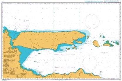 INDONESIA - JAWA - NORTH COAST / Selat Madura & Selat Sapudi
