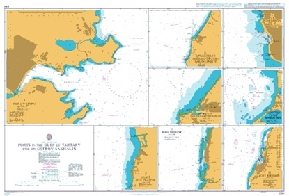 Picture of RUSSIA - PACIFIC COAST / Ports in the Gulf of Tartary