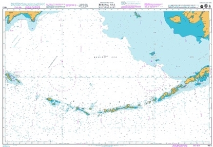 Picture of NORTH PACIFIC OCEAN - BERING SEA /Southern Part