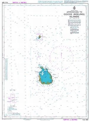 Approaches to Cocos (Keeling) Islands