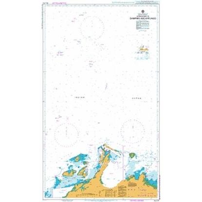 Picture of AUSTRALIA - NW COAST - W AUSTRALIA/Appr. to Dampier Archipelago
