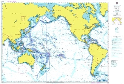 Picture of A Planning Chart for the Pacific Ocean