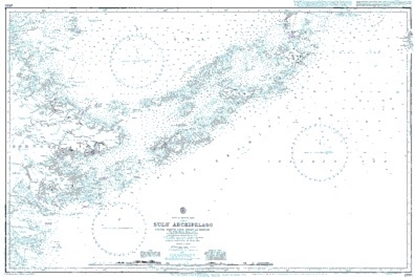 Picture of Sulu Archipelago and the North East Coast of Borneo