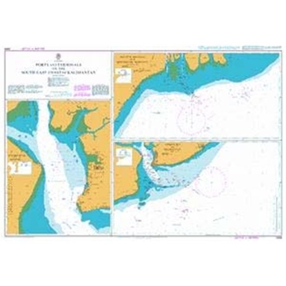 Picture of INDONESIA / Ports and Terminals on the SE Coast of Kalimantan