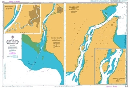 INDONESIA - KALIMANTAN / Plans on the South Coast of Kalimantan