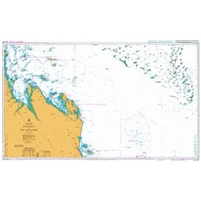 AUSTRALIA - EAST COAST - QUEENSLAND / Swain Reefs to Penrith Isl