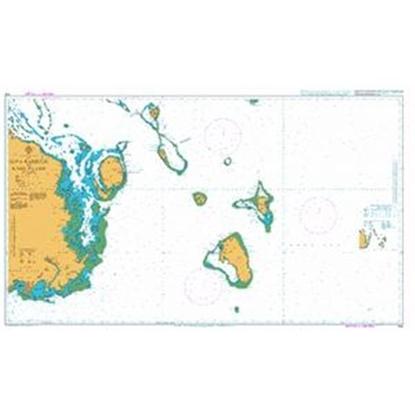 SOUTH PACIFIC OCEAN - FIJI / Suva Harbour to Koro Island