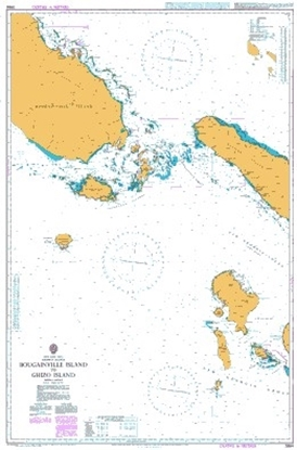 Picture of Bougainville Island to Ghizo Island