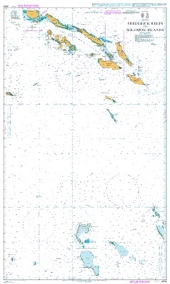 Picture of FrederickReefs to Solomon Islands