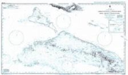 Picture of Jomard Entrance to Manuga Reefs including Misima, Deboyne and Re