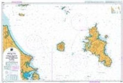 Bream Tail to Kawau Island including Great Barrier Island