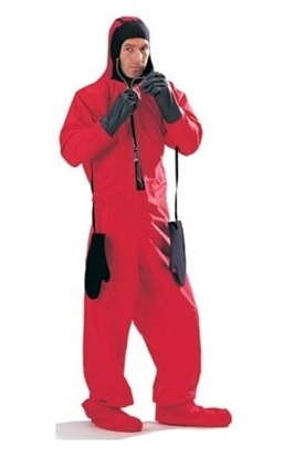 Picture of SOLAS immersion suit Intrepid MK8 - Non insulated