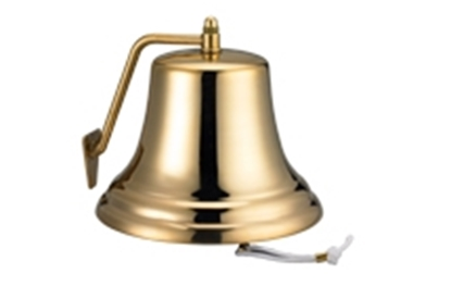 Picture of Ship's brass bell
