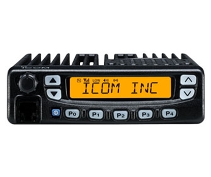 Picture of VHF/UHF mobile transceiver ICOM IC-F610 MT