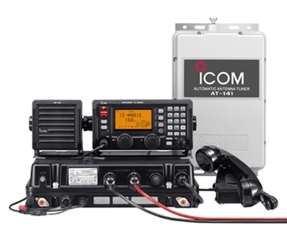 Picture of Icom MF/HF marine receiver IC-M801E  pack 12VDC