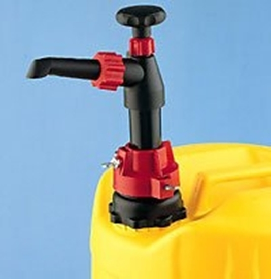 Picture of Patay Challenger 200 ltr drum pump (Viton seals)