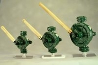 Nº 4 - 1 1/4 Semi Rotary Pump
