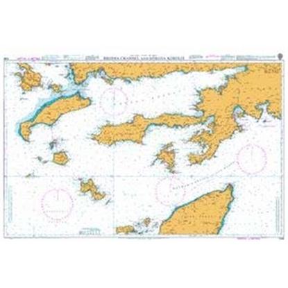 Picture of AEGEAN SEA - GREECE & TURKEY / Rhodes Channel and Gokova Korfezi