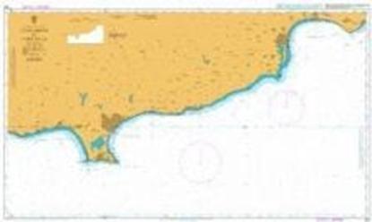 Picture of Cape Aspro to Cape Pyla