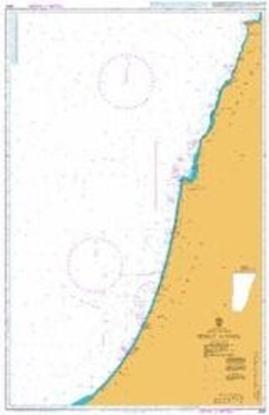 Beirut to Gaza. Hadera