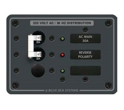Picture of Electric panel 1 circuit - 8A