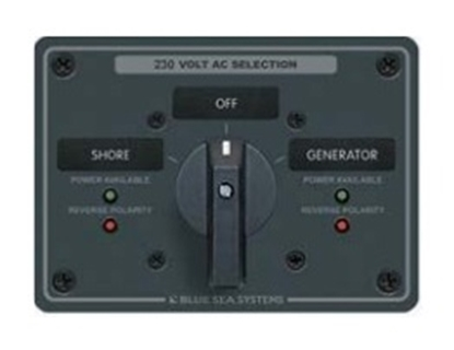 Picture of Electric panel 2 circuits - 65A