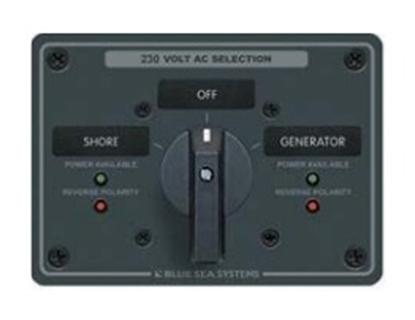 Quadro eléctrico 2 circuitos - 65A