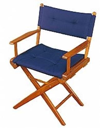 Picture of Cadeira em teca director de luxe