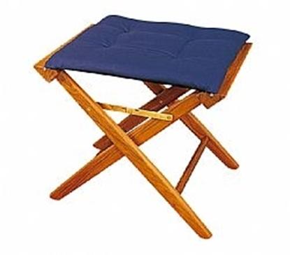 Picture of De luxe directors stool