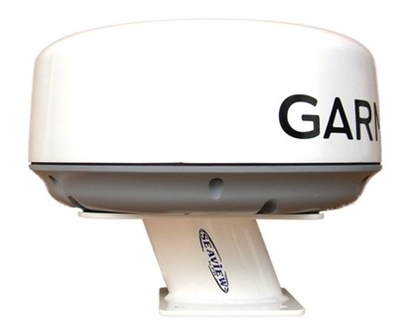 Pedestais Seaview p/ radome Garmin