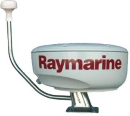 Barra universal para luz e antena GPS em aço inox