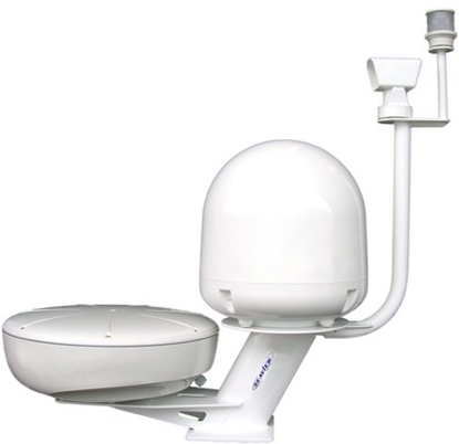 Picture of Seaview dual mounts for all radar & satdome combinations 18""