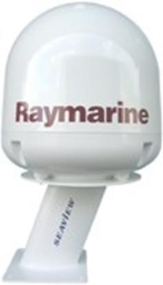 """Pedestais Seaview p/ antenas de satélite TV e Satcom de 5"""""""