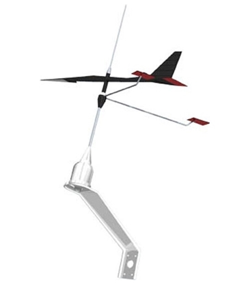 Picture of High Performance serie VHF DC/Windex antenna - sailing boat